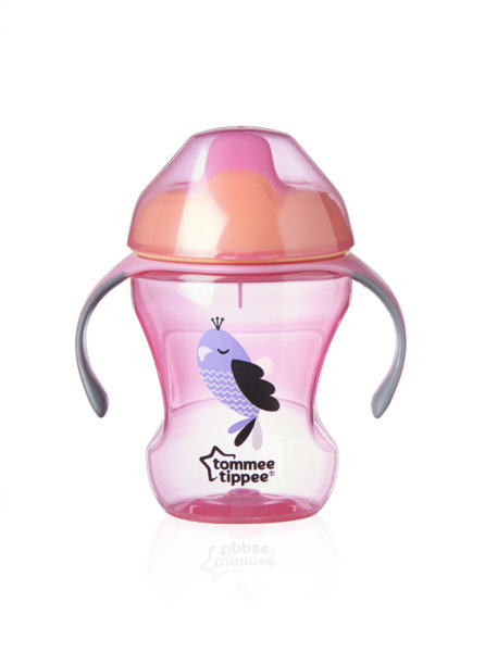 Тommee Тippee Неразливаща се чаша с мек накрайник 44701097